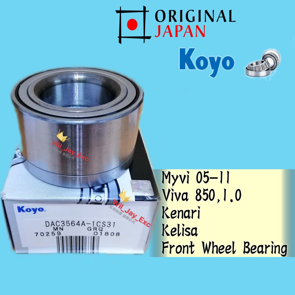hight resolution of belt tensioner bearing pulley for nissan x trail t30 maxima j31 murano qr20 qr25 shopee malaysia