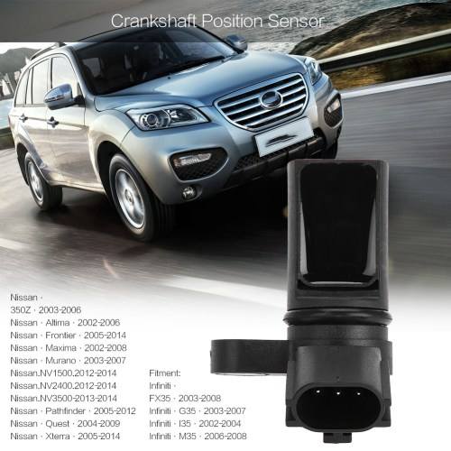 small resolution of productimage productimage xinpin vehicle crankshaft position sensor for infiniti nissan