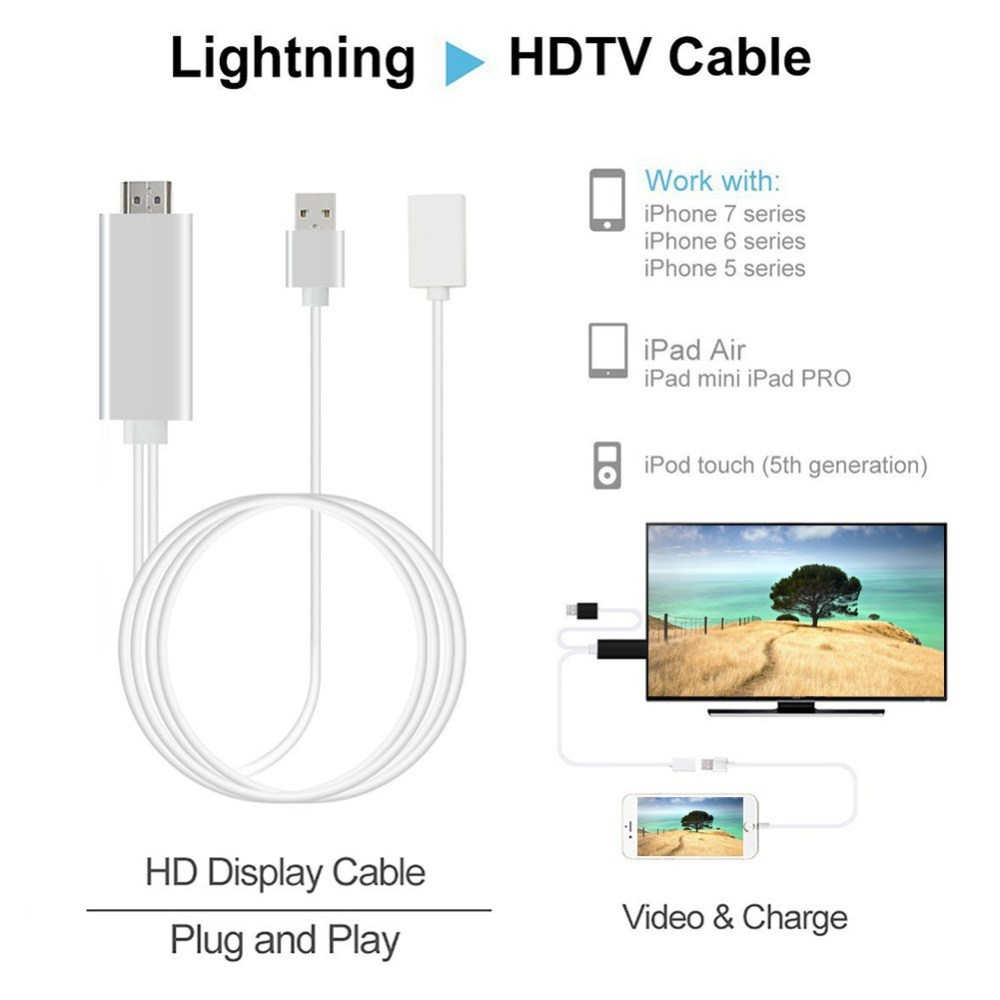 medium resolution of fizzwang universal phone hdmi durable cable portable adapter business meeting shopee malaysia