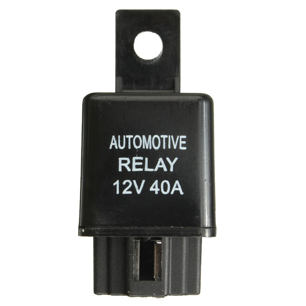 hight resolution of general purpose relays socket harness 12v 80a amp 4pin dc spst normal open relay automotive car relay