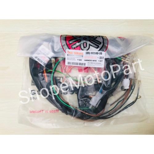 small resolution of yamaha moto 4 225 wiring diagram