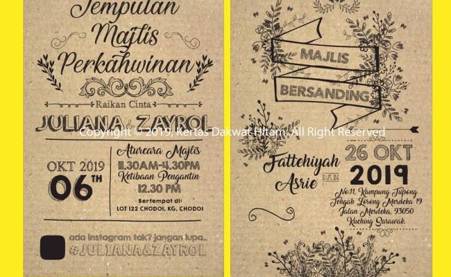 Contoh Ayat Jemputan Kahwin Pkp Cute766