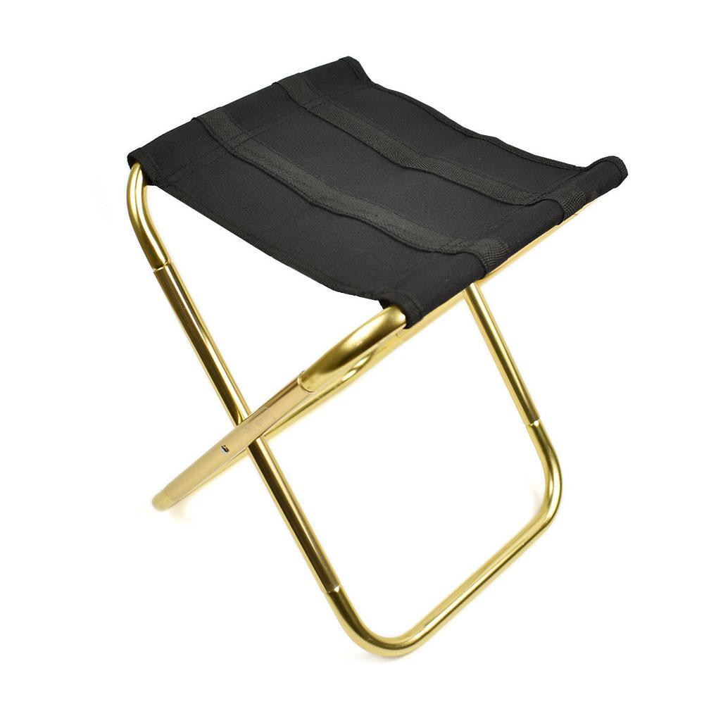 lightweight folding chairs hiking yellow upholstered chair pawaca mini portable stool outdoor camping fishing picnic oxford cloth with carry bag unique christmas