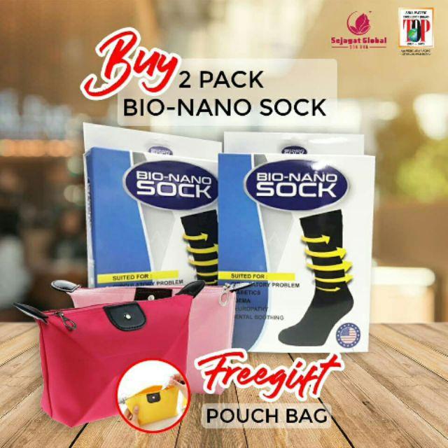 free pouch beg kinoki