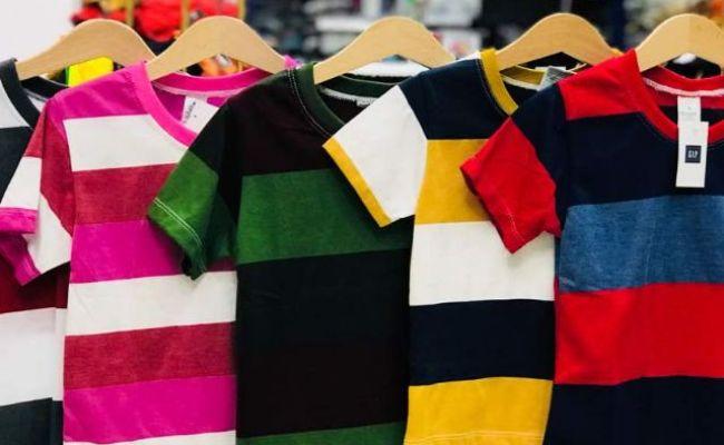 Borong Bundle Baju Budak Bilarasa