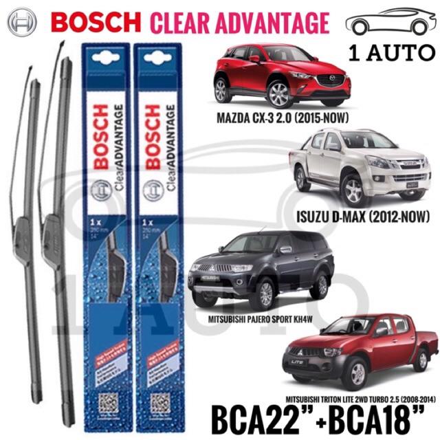 ukuran wiper grand new avanza 2015 all alphard 2.5 x bosch clear advantage for perodua myvi lagi best size 21 shopee malaysia