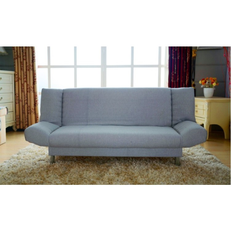 sofa bed malaysia murah 3 piece set leather 2 seater nordic scandivanian style shopee