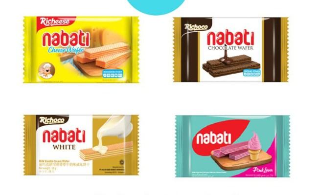 Nabati Wafer 50g X 10 Packets Shopee Malaysia