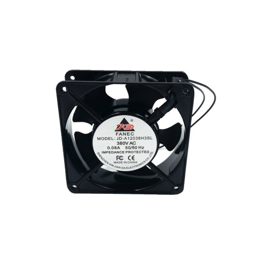 small resolution of ac 380v fanec blower fan with 2 wire ball bearing 120 x 120 x 38mm blower fan wiring 2wire
