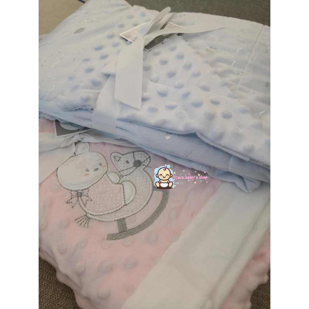 嬰兒豆豆被毯 (BABY Blanket )   Shopee Malaysia
