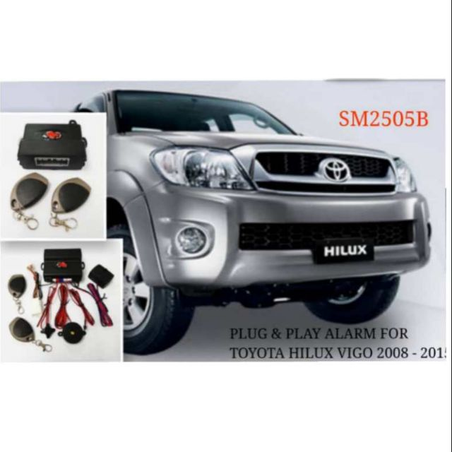 reset alarm grand new avanza all vellfire toyota plug play shopee malaysia
