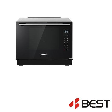 panasonic nncs89lbmpq 31l inverter steam convection microwave oven
