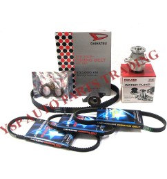 100 original perodua kancil 660 100 000km timing belt kit shopee malaysia [ 1000 x 1000 Pixel ]