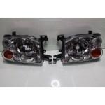 New Nissan Frontier D22 Headlights Lamps Lights Head Lamp Light Lampu Shopee Malaysia