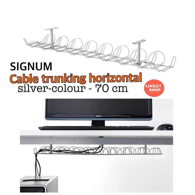 ikea signum cable trunking horizontal