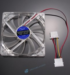 dr 12v computer case pc cooling fan rgb led 120mm quiet ir remote controller 3c shopee malaysia [ 1001 x 1001 Pixel ]