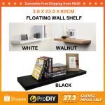 Diy Floating Wall Shelf 3 8 X 23 5 X 80cm