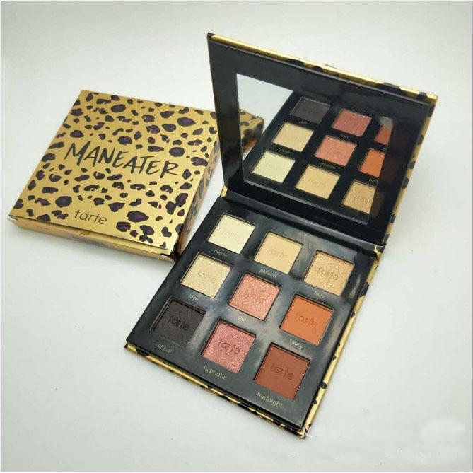 makeup palette tarte maneater
