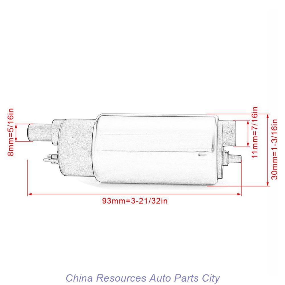 15100H99D00 Fuel Pump For Hyosung GV250 GT250 GT250R
