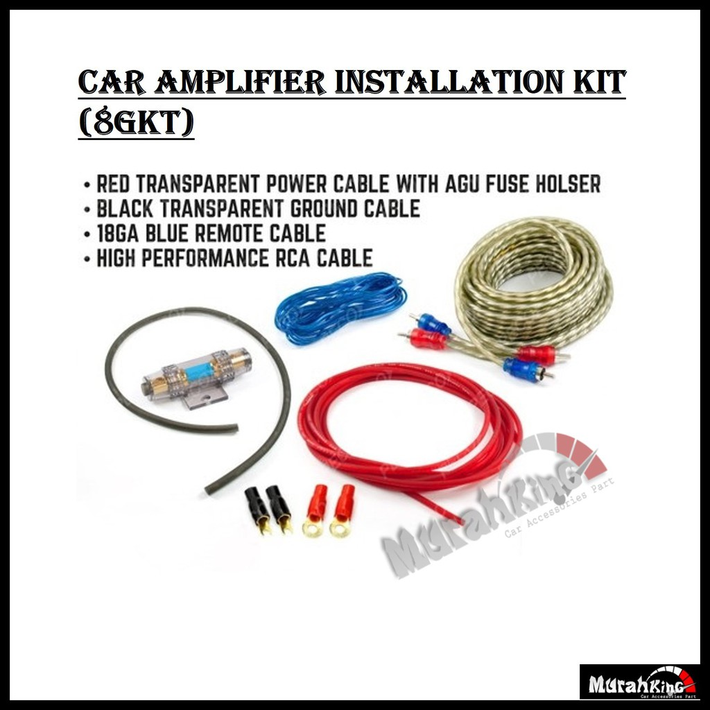 hight resolution of high performance circuit 1 to 1 fuse box holder car audio system high performance car audio amplifier wiring kit 4 awg selangor end