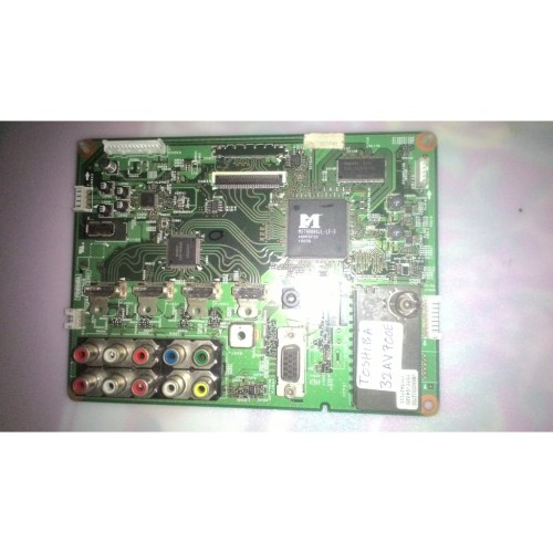 small resolution of circuit board labeled diagram of a toshiba tv