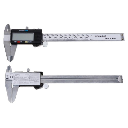 small resolution of 150 mm digital vernier caliper accurate measuring tool