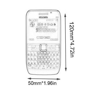 Sale! Mobile Phone Enlish Or Russian Rus Keypad For Nokia