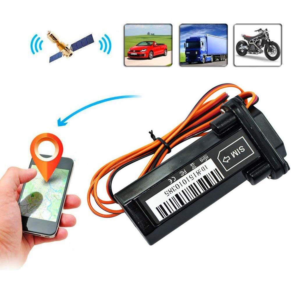 Realtime T12 Car GPS Tracker Universal Auto Motorcycle ...