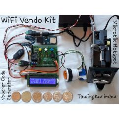 Ado Piso Wifi Wiring Diagram Of Simple House Vendo Machine High End Complete Setup Plug Play Shopee Philippines