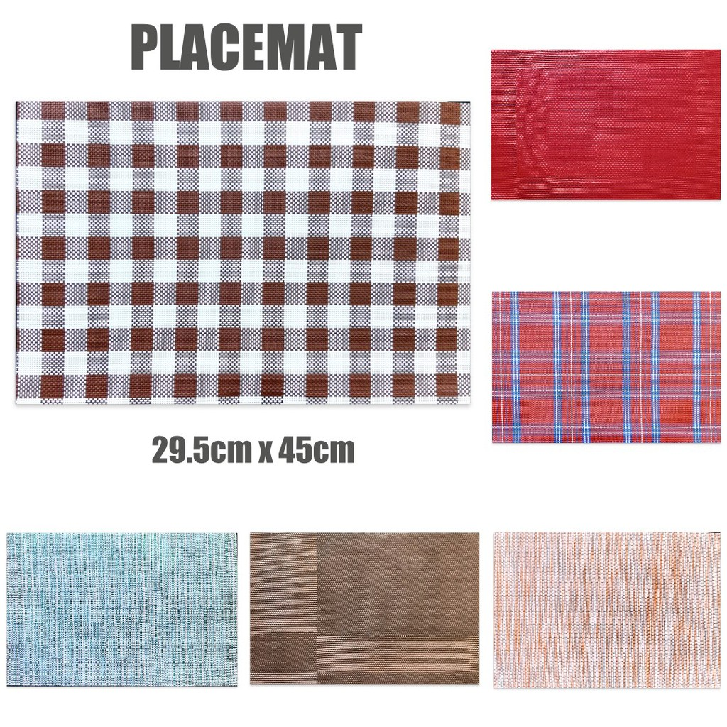 dining kitchen table placemat