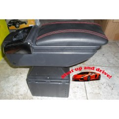 Console Box Grand New Avanza Grill Veloz For Toyota Wigo Vios Altis Alto Almera
