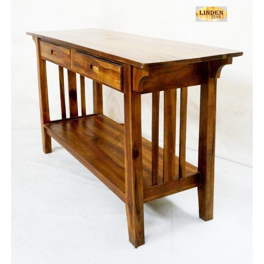 teak wood sofa set philippines bed at dfs linden furniture online shop shopee
