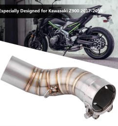 10 18 kawasaki z1000 exhaust pipe front section motorcycle shopee philippines [ 1001 x 1001 Pixel ]