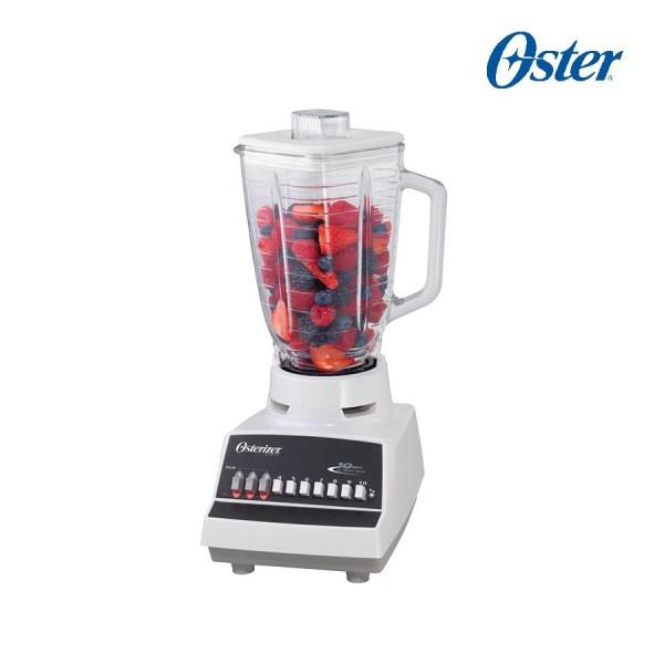 Oster 10-speed Blender With 1.25l Heat Resistant Glass Jar -metal Drivetm System Shopee