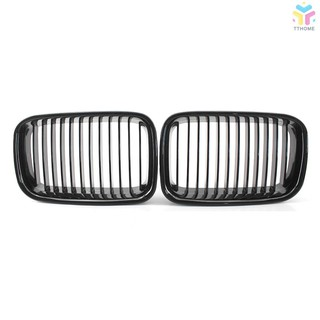 *COD 51138122237/51138122238 Car Front Grilles Gloss Black