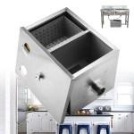 Stainless Steel Grease Trap Interceptor Set For Restaurant Kitchen Wastewater Shopee Philippines