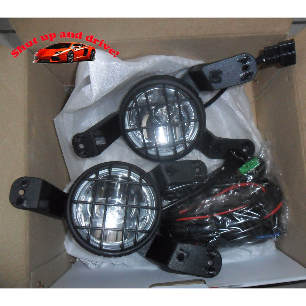 hight resolution of foglight or foglamp assembly for mitsubishi adventure shopee philippines
