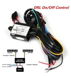 1pc car led daytime running light relay harness on off auto drl controller shopee philippines [ 1000 x 1000 Pixel ]