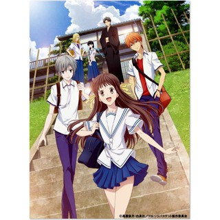 fruits basket anime poster posters