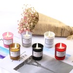 Cod Scented Candles Gift Set Natural Soy Wax Aromatherapy Aromatherapy Candles Shopee Philippines