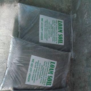 LOAM SOIL POTTING MIX Loam soil for sale | Shopee Philippines
