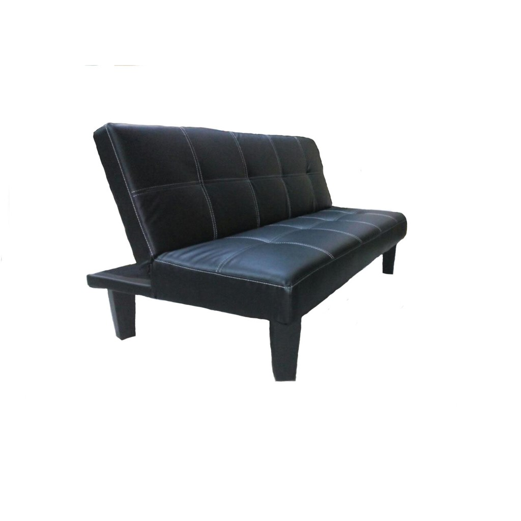 sofa bed available in philippines world uk reviews everest black leather shopee