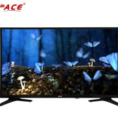led tv ace 20 slim led tv computer monitor hdmi vga usb shopee philippines [ 1024 x 1024 Pixel ]