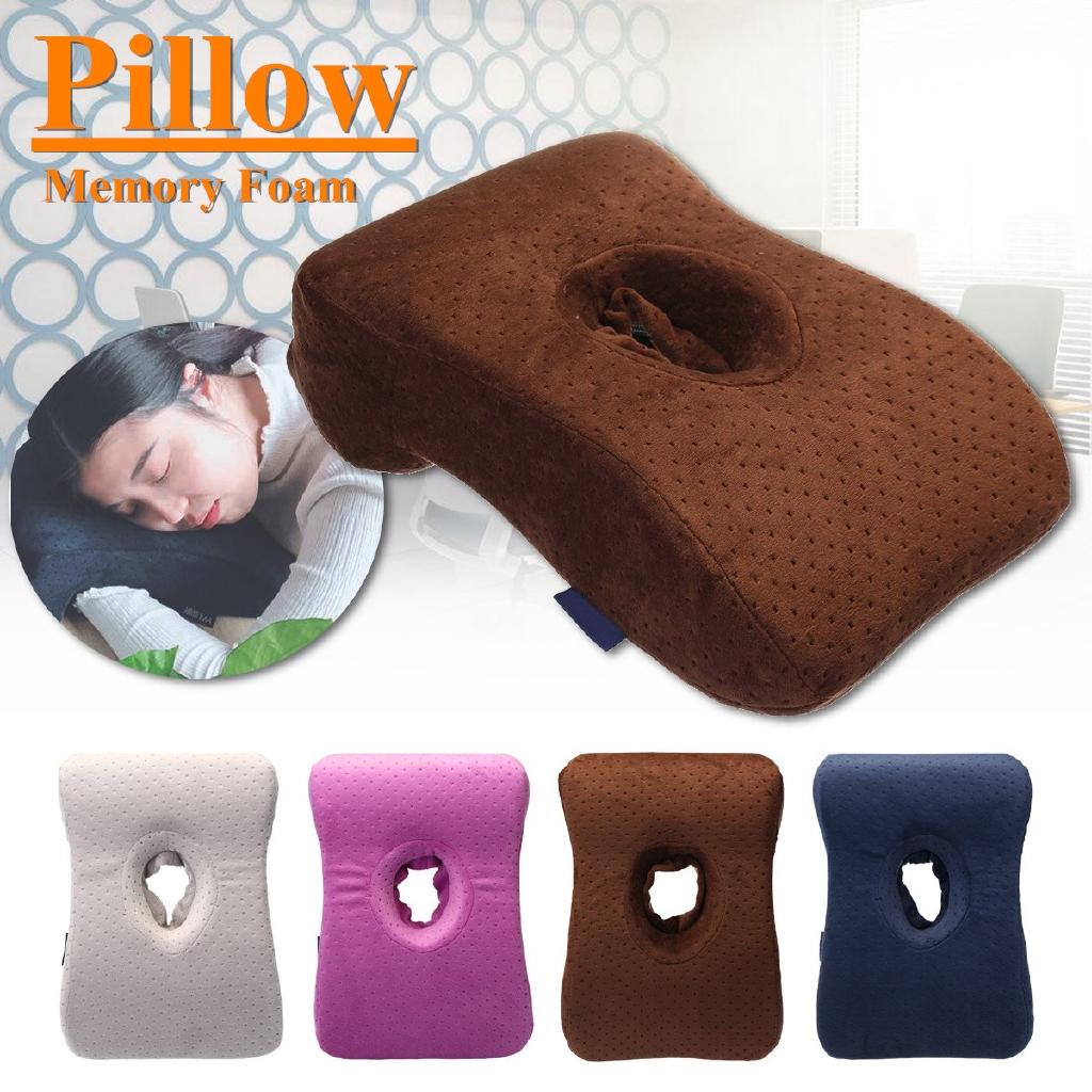 salon massage memory foam pillow table cradle face down