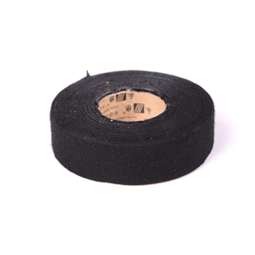 medium resolution of 25mmx15m coroplast adhesive cloth tape for harness wiring loom ca shopee philippines
