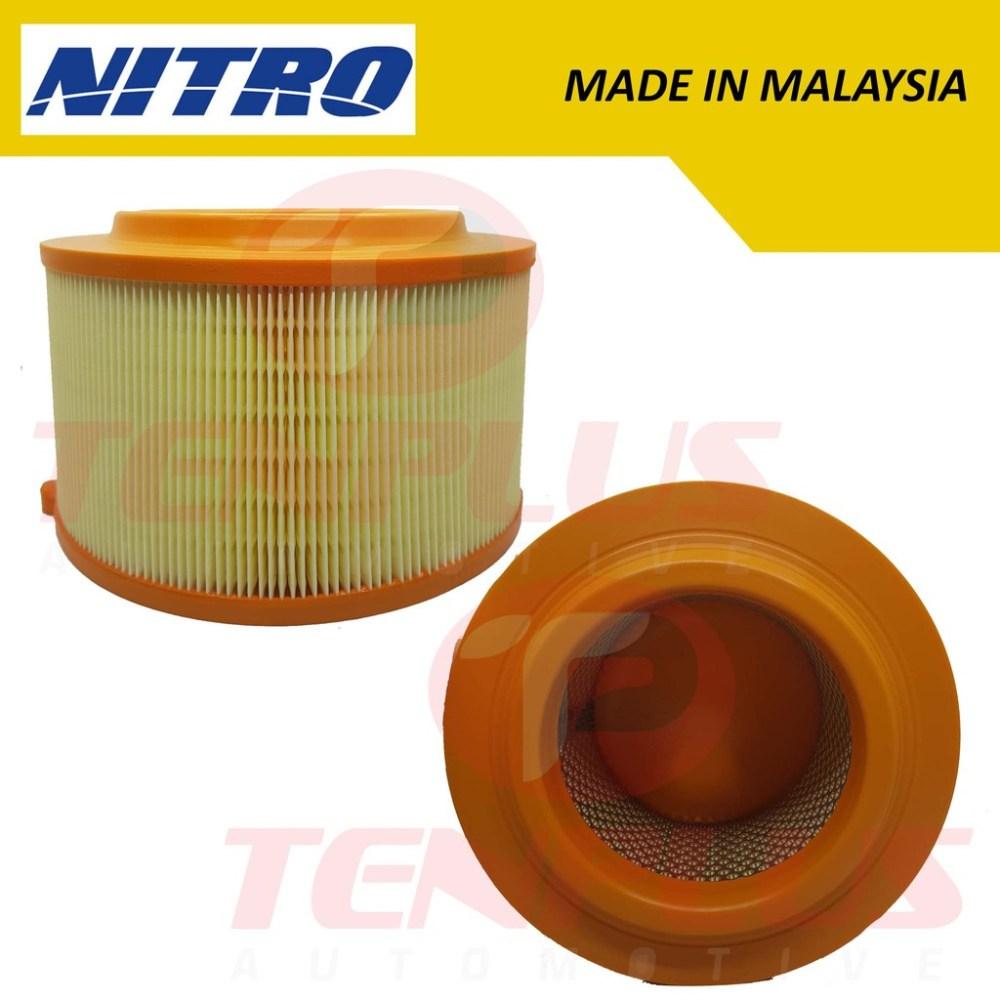 medium resolution of nitro air filter chevrolet colorado trailblazer 2 5l 2014 2019 shopee philippines