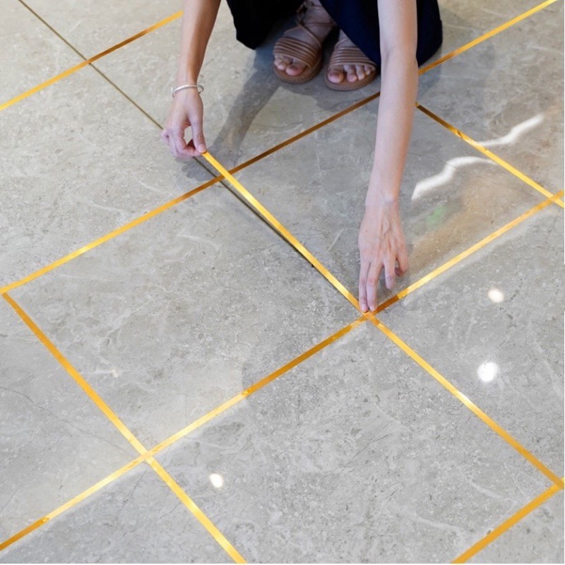 jt5 50m ceramic tiles mildewproof gap tape decor self adhesives wall floor tape