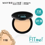 Maybelline Fit Me Compact Powder Make Up Shopee Philippines