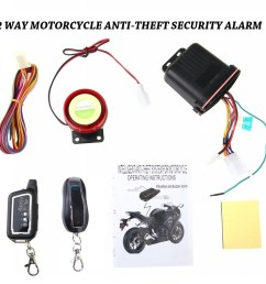 universal motor alarm system two way remote vibration and alarm shopee philippines [ 1024 x 1024 Pixel ]