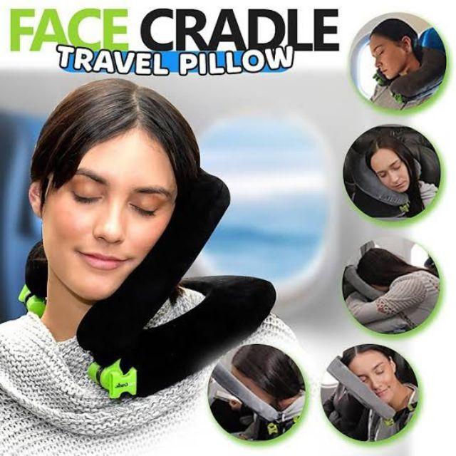 the original facecradle travel pillow